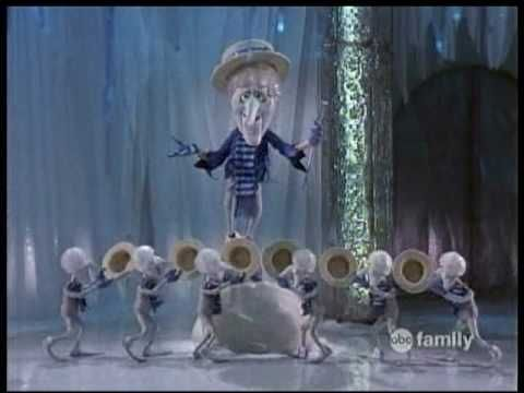 Snow Miser is a fictional character from the Rankin/Bass-produced ...