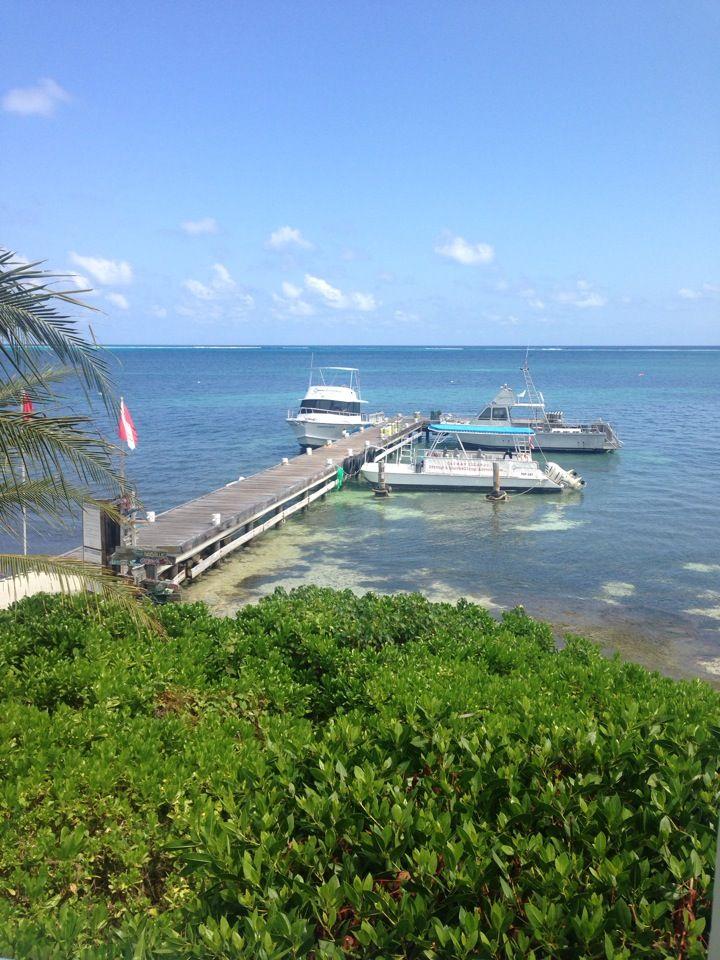 Ocean Frontiers Diving Adventures in East End, Grand Cayman