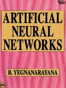 Artificial neural network by b yegnanarayana artificial neural artificial neural network by b yegnanarayana fandeluxe Images