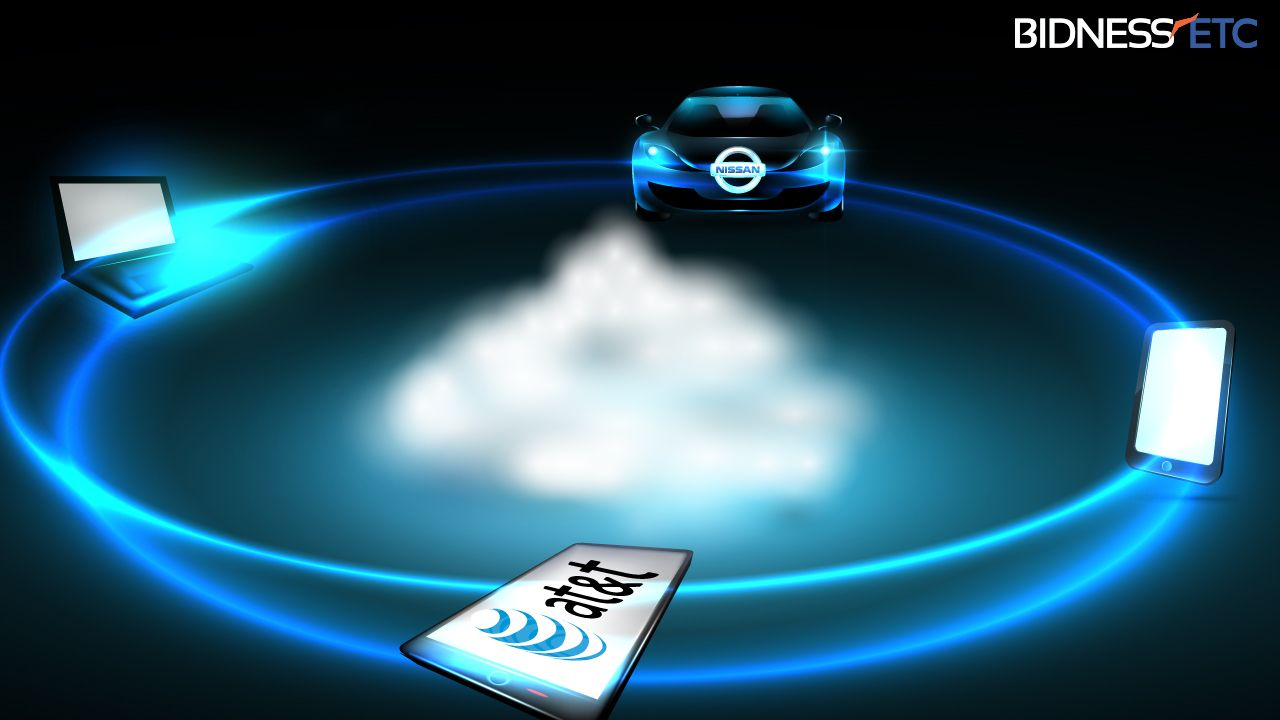Nissan Motor Co Ltd (ADR) (NSANY) To Launch More Connected Cars In Collaboration With AT&T