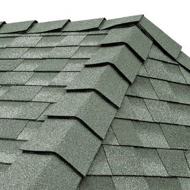 Gaf Ridglass 31 Lin Ft Cool Antique Slate Hip Ridge Roof Shingles 08 Ridge Roof Brown Roofs Hip Roof