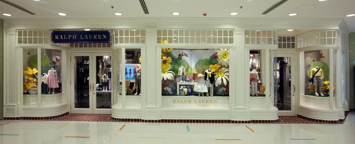 owner of ralph lauren ralph lauren retailer
