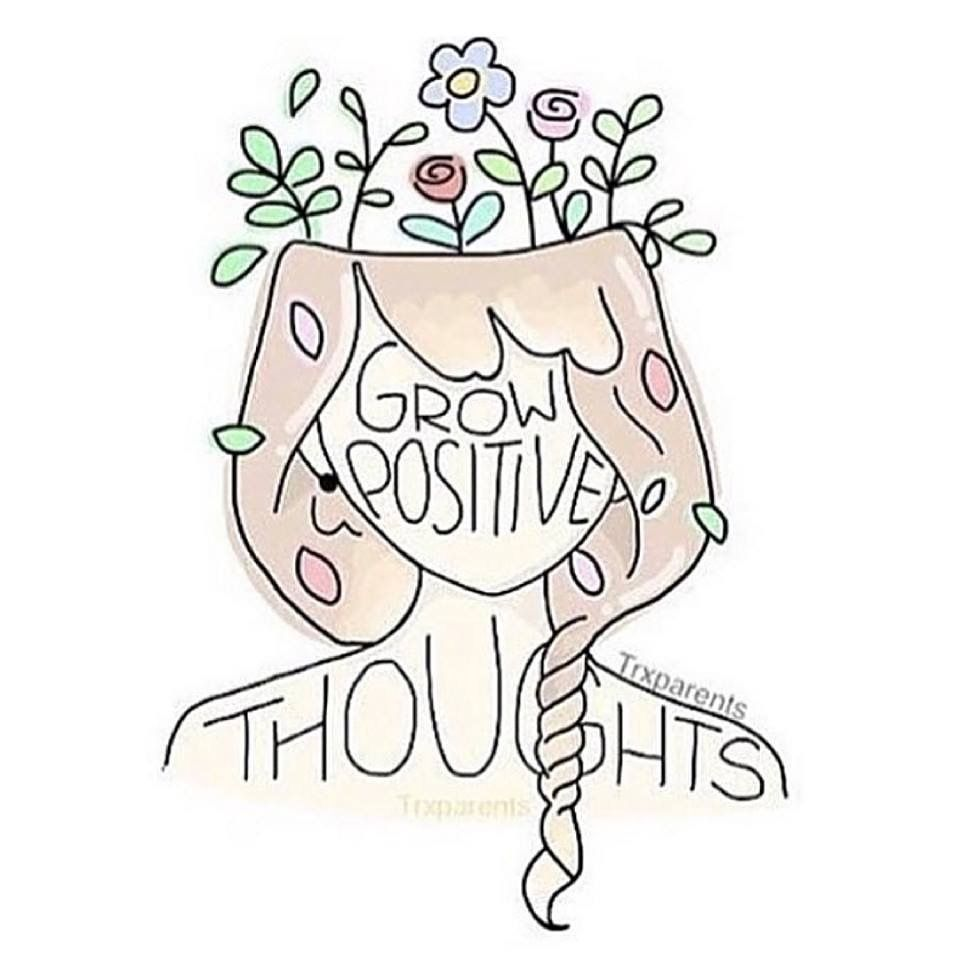 Grow Positive Thoughts Positivity Positive Thoughts