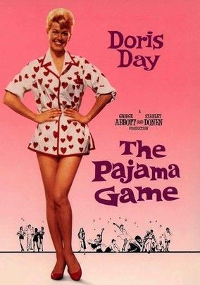 The Pajama Game Netflix The Pajama Game Doris Day Movies Movies
