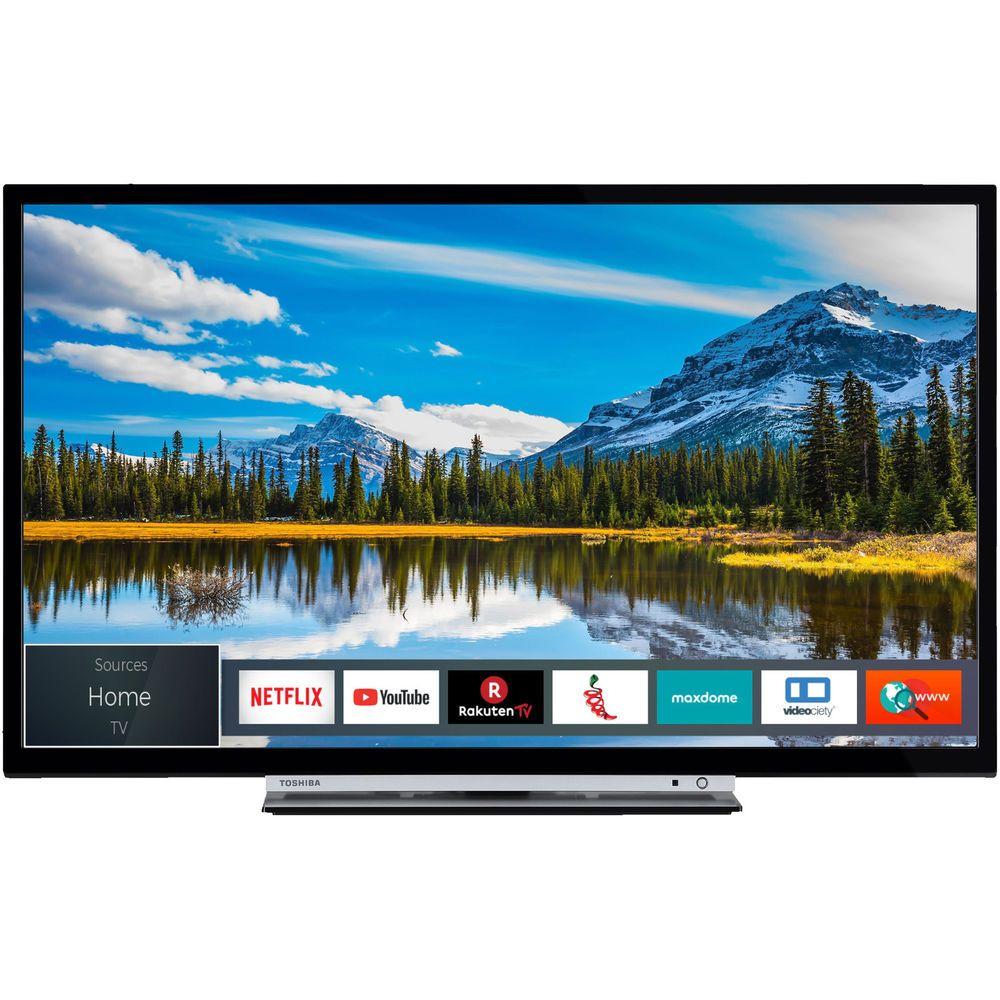 Smart Tv 32 Inch Digital Media In 2020 Toshiba Fire Tv Tv