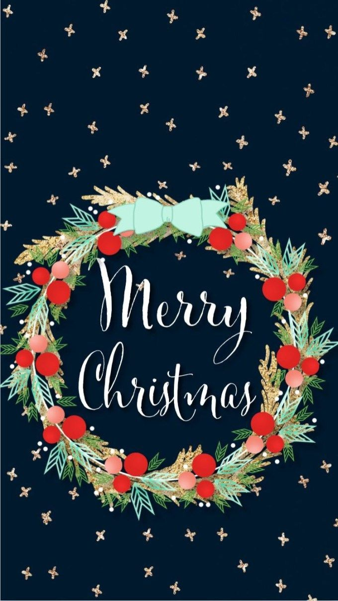[Merry Christmas iPhone Wallpaper Backgrounds iPhone6/6S