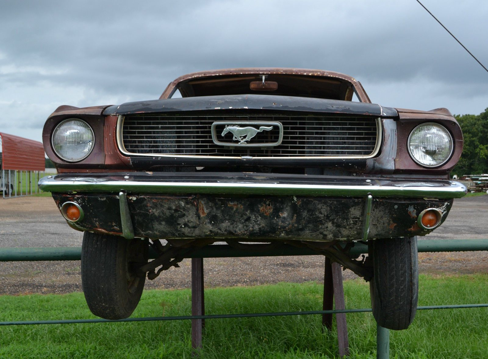 65 mustang for sale ontario - 1965 Ford Mustang Fastback Left Right Side Quarter Panels Parts Or Restore Ebay