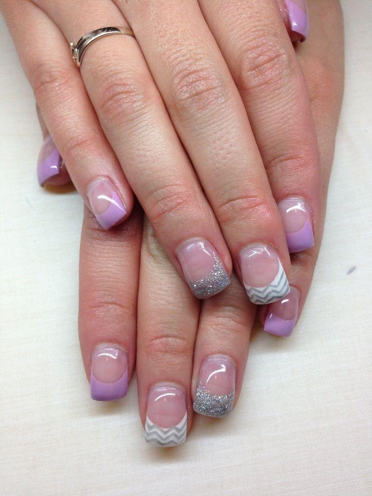 15 Summer Gel Nails Georgeous Gel Naiils Pinterest Nails