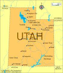 Image Result For Blanding Utah Map The W E S T Utah Utah Map