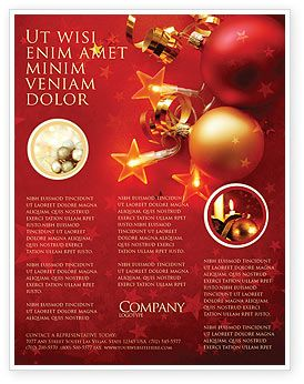 Christmas Themed Award Certificate Templates - Download in ... |Christams Theme Word Templates