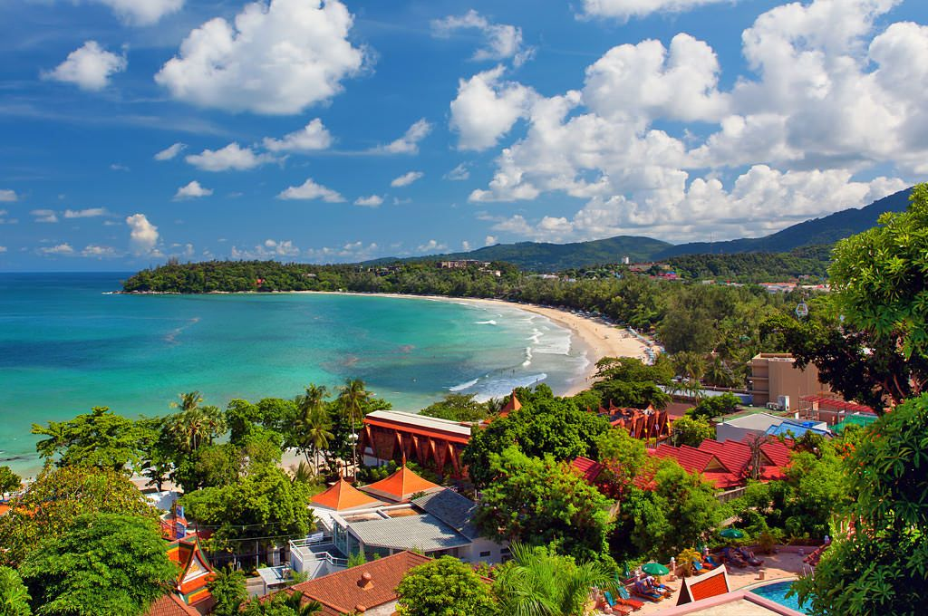 Bangtao Beach in Phuket Thailand Phuket