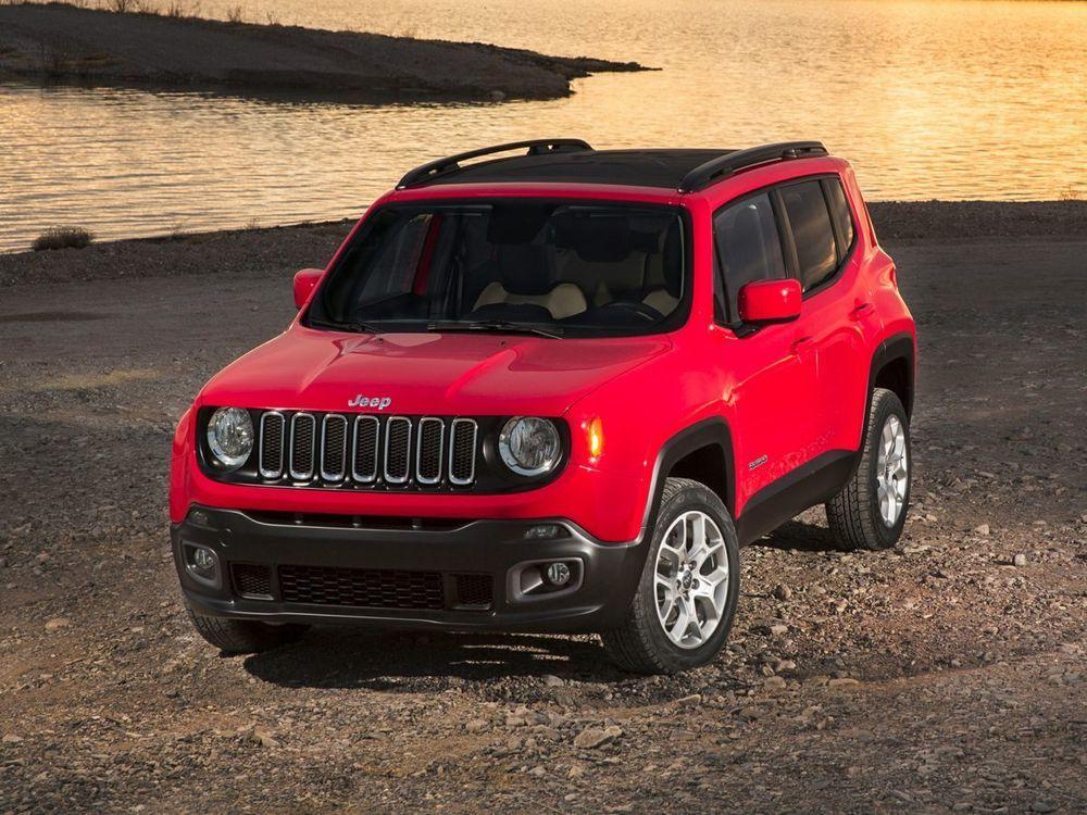 Ebay Renegade Latitude 2017 Jeep Renegade Latitude With Images