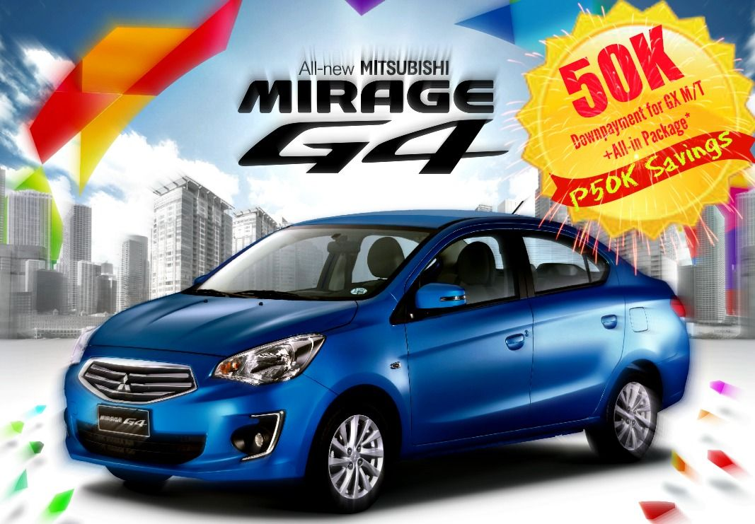 Hi Good Day Reward Yourself With A New Mirage G4 Gx M T All In