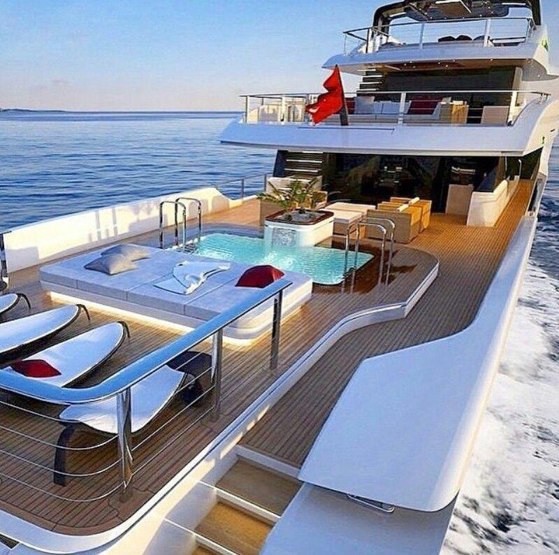 Luxury safes, luxury yachts, yacht interior design, luxury ...