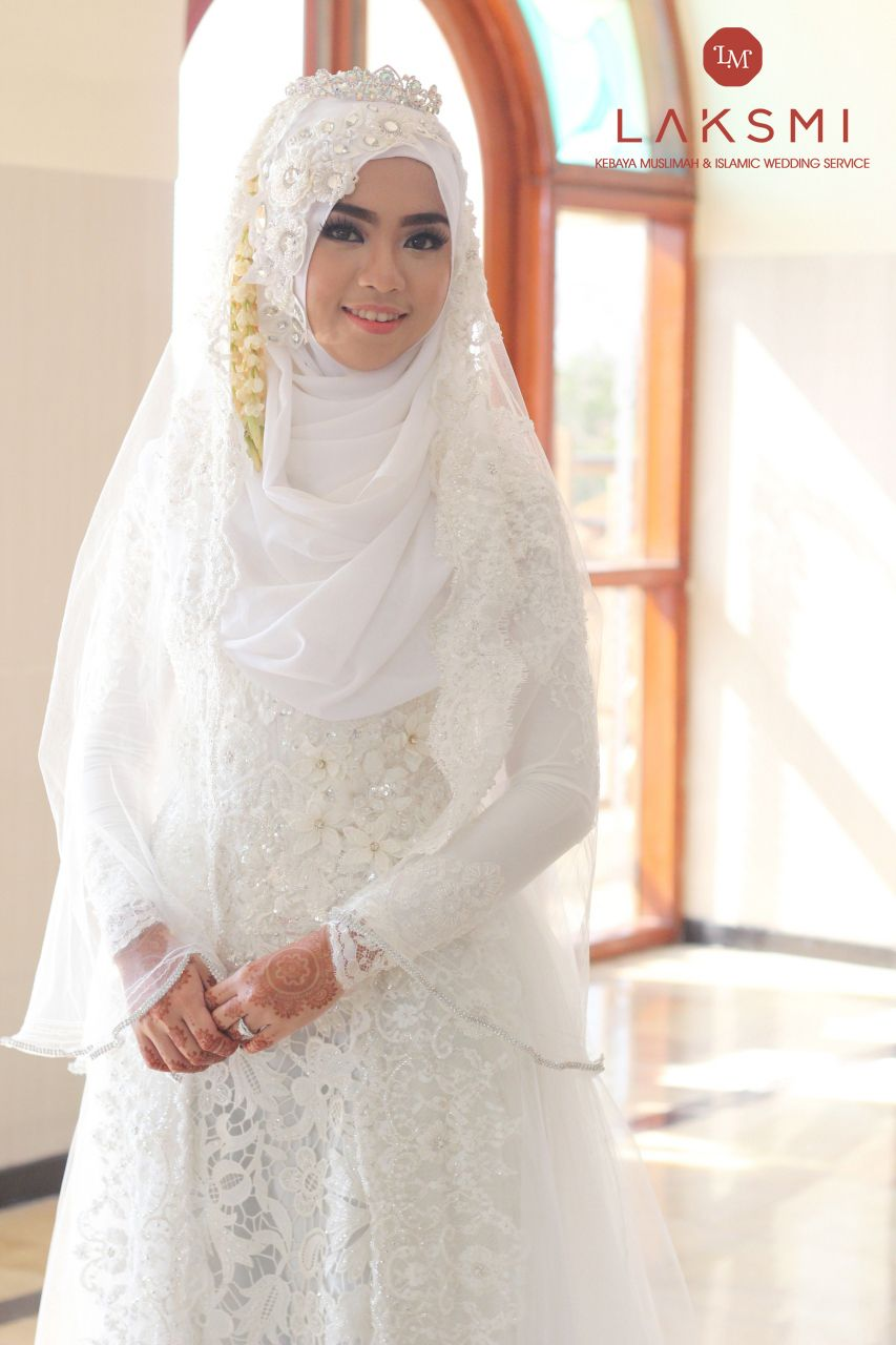 Tutorial Hijab Syar I Untuk Akad Nikah Fasahijab