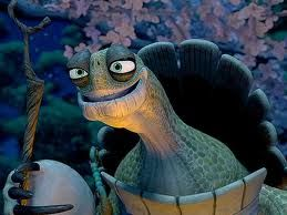Oogway From Kung Fu Panda There Are No Accidents Life Sayings