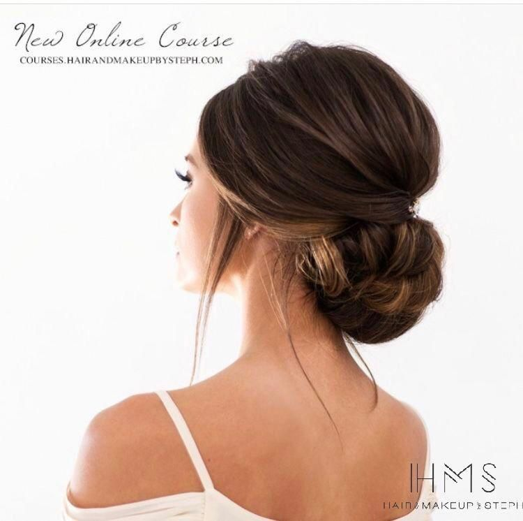 Wedding Hairstyle Hacks: New Online Courses! #bridal #bride #hair #updo #online