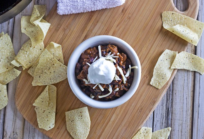 Best, Easiest Chili Ever. Ever.