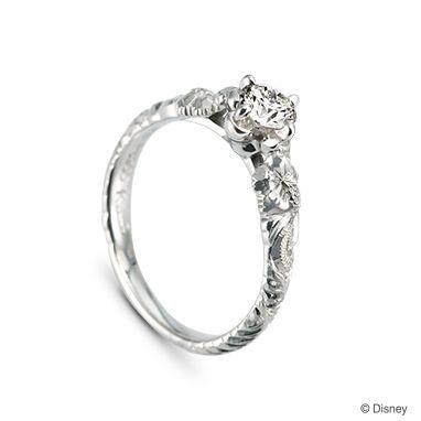 リロ&スティッチ | 結婚指輪・婚約指輪のケイ・ウノ