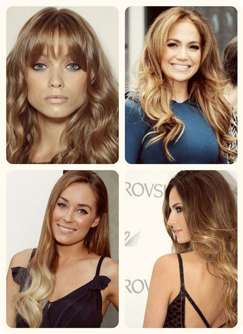 The Best Ombre Hair Color Match Different Skin Tone Ombre Colour