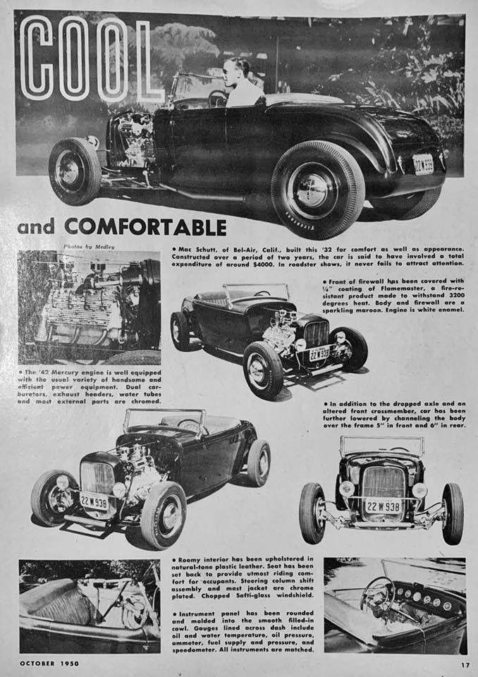 Pin de Mike Chase en 1932 Fords