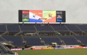 La imagen errónea de la bandera de Bolivia en el vídeo marcador del...