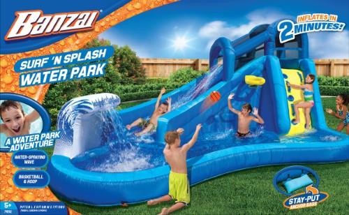 Banzai Surf N Splash Water Park NEW SHIPS TODAY