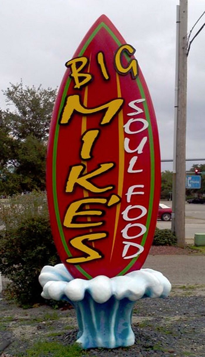 Big Mikes Soul Food - Myrtle Beach, South Carolina - When ...