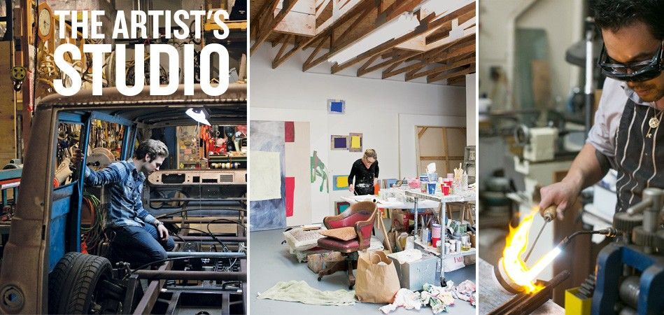 Artists inside and out this special series highlighting