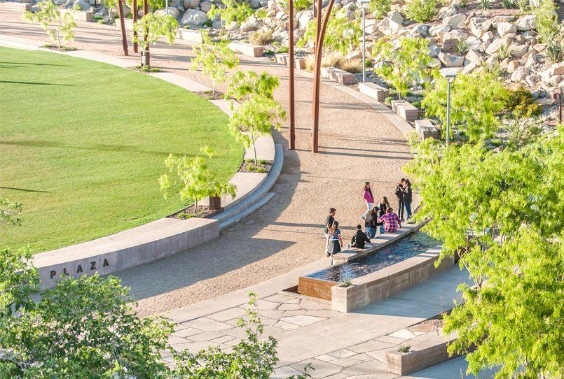The University Of Texas At El Paso Campus Transformation Ten