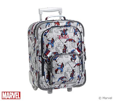 Small Luggage, Heroes & Villains Collection Spiderman