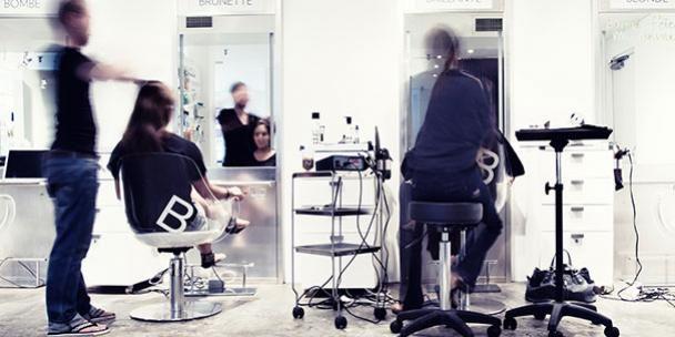 Les meilleurs salons de coiffure du Québec | Déco salon de coiffure