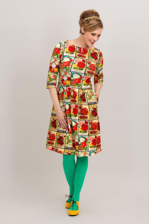 013e0675f014 MARGOT  Sally Sunseed dress