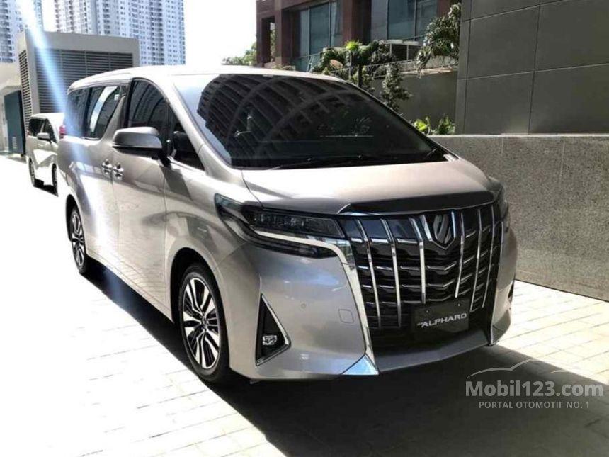 Harga Toyota Alphard G 2019 Baru Di 2020 Toyota Mobil Daihatsu