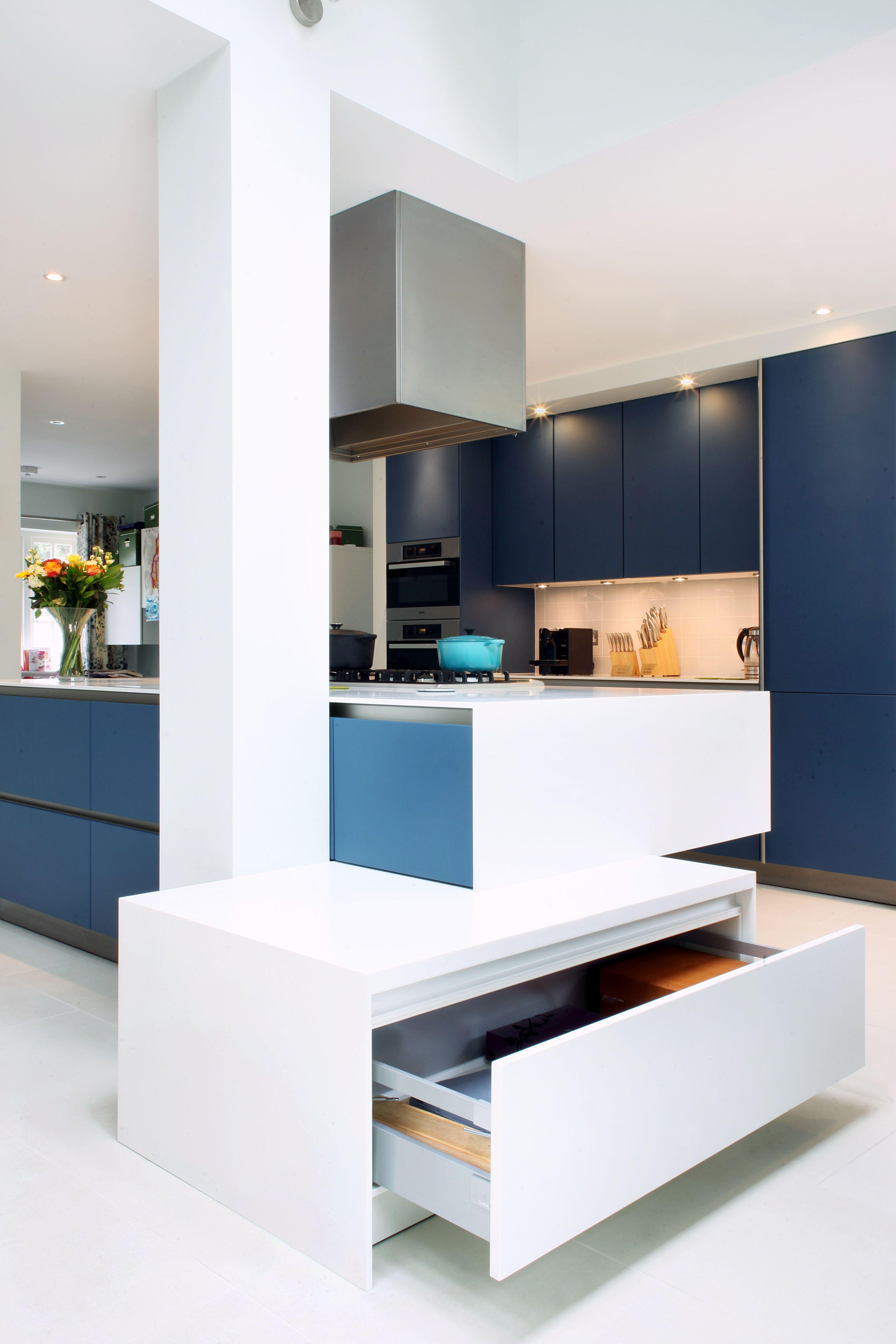 Uncategorized Designer Kitchen Appliances amersham 2 kitchen design drawing room blue lacquer cabinetry designer white corian worktop miele