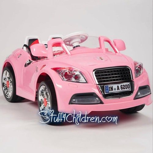 Stuff4children Com Audi Tt Electric Cars For Kids To Ride 12v