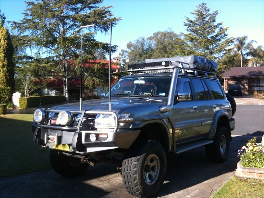 Image Result For Nissan Patrol Arb Roof Rack 4x4