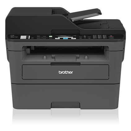 Brother Mfc L2710dw Monochrome Laser All In One Printer Multifunction Printer Printer Brother Mfc