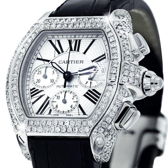 Cartier Pasha Diamond: Wristwatches   eBay