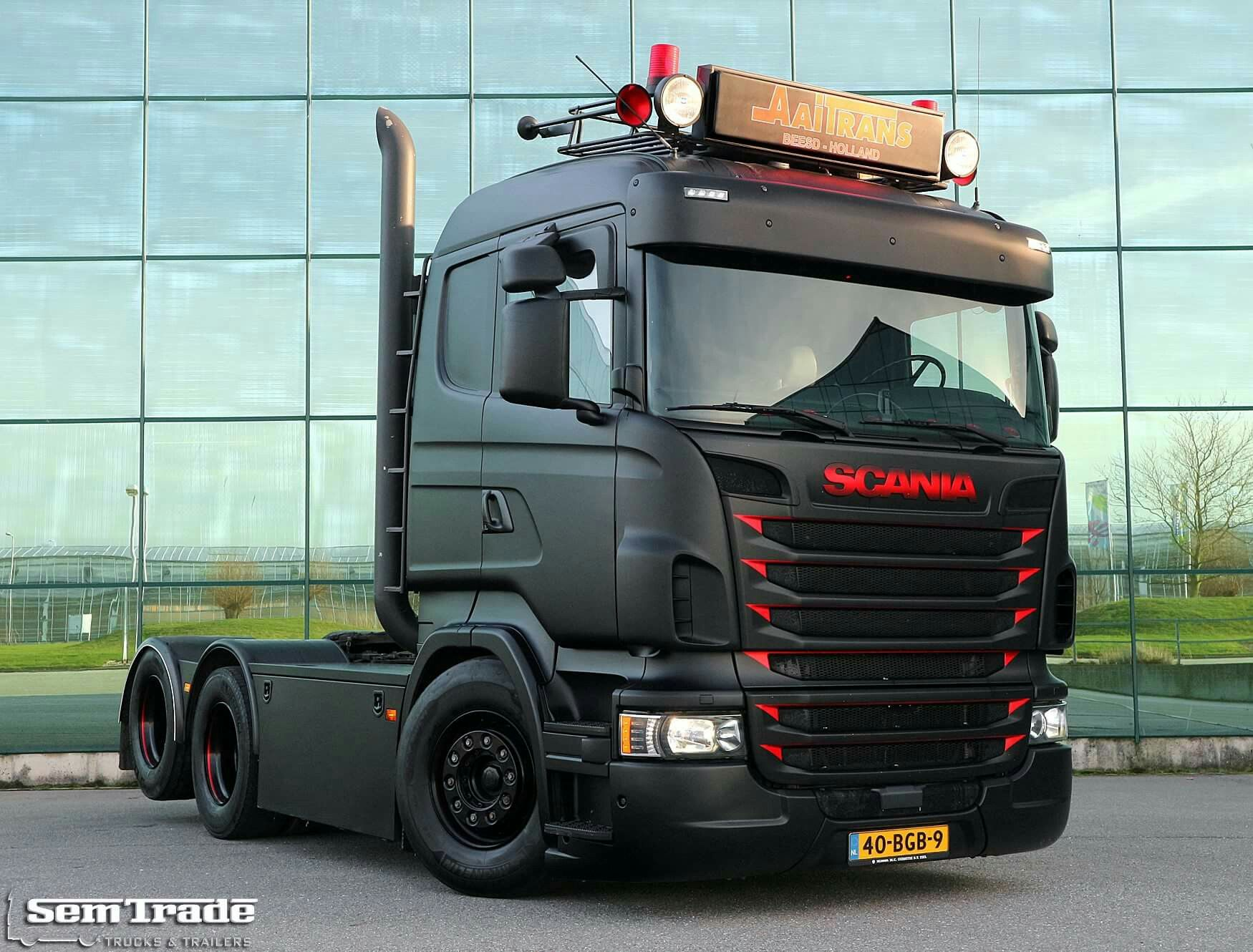 Longline Scania For Sale Scania S730t Van Vlastuin Onthuld