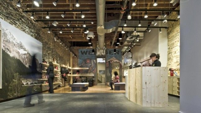 retail interior design retail lighting