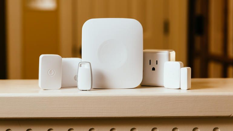 SmartThings Hub and Sensors TECH Smart home automation