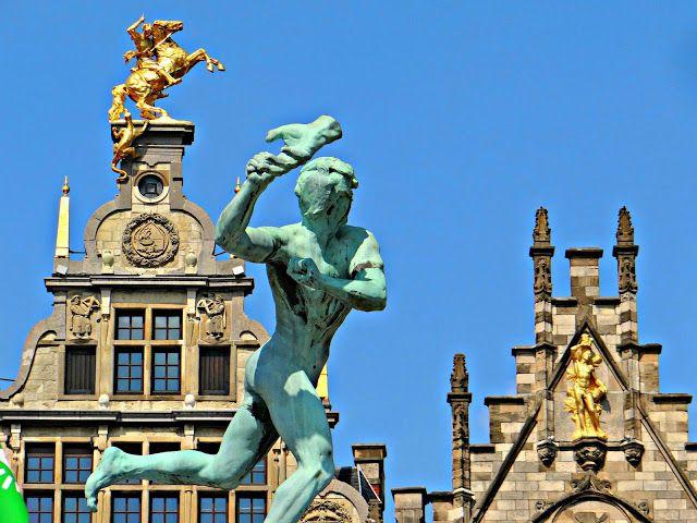 Travelblogger: Városlátogatások: Antwerpen