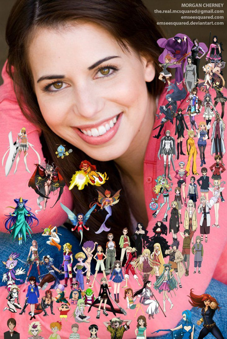Watch Laura Bailey (voice actress) video