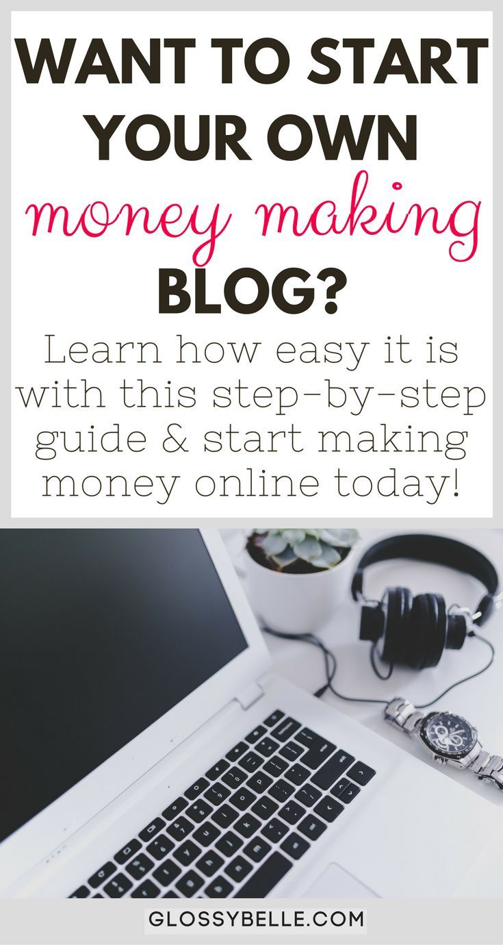 If you're looking to start your own blog to make extra money online, here is an easy to follow step-by-step guide on how to set it your blog in minutes.  Bluehost has affordable and reliable web hosting plans & you'll even get a free domain!  | self-hosted | bluehost | start a blog | passive income | blogging | blogger | wordpress | tutorial | side hustle | make extra money | girlboss | girl boss | entrepreneur