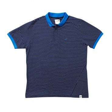 Keckle Skinny Stripe Polo shirt