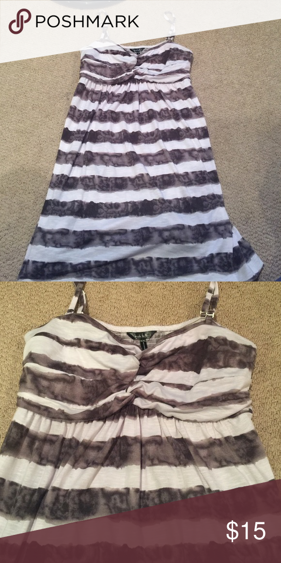Nicole Miller dress Good condition. Perfect for summer Nicole Miller Dresses Mini