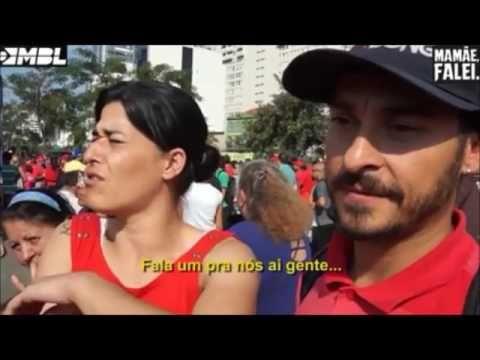 MILITÂNCIA PETISTA RACHA A CARA DE VERGONHA