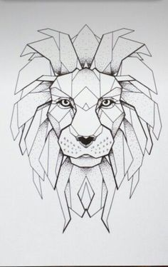 Hairstylism Tattoo Pinterest Dessin Animaux Geometrique Et