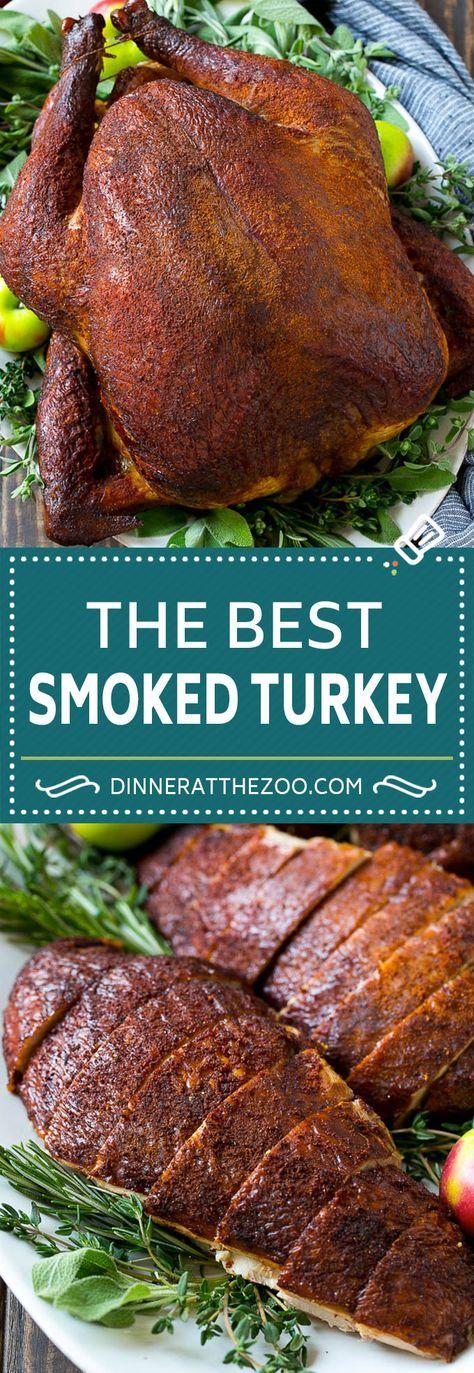 Photo of Smoked Turkey Recipe
